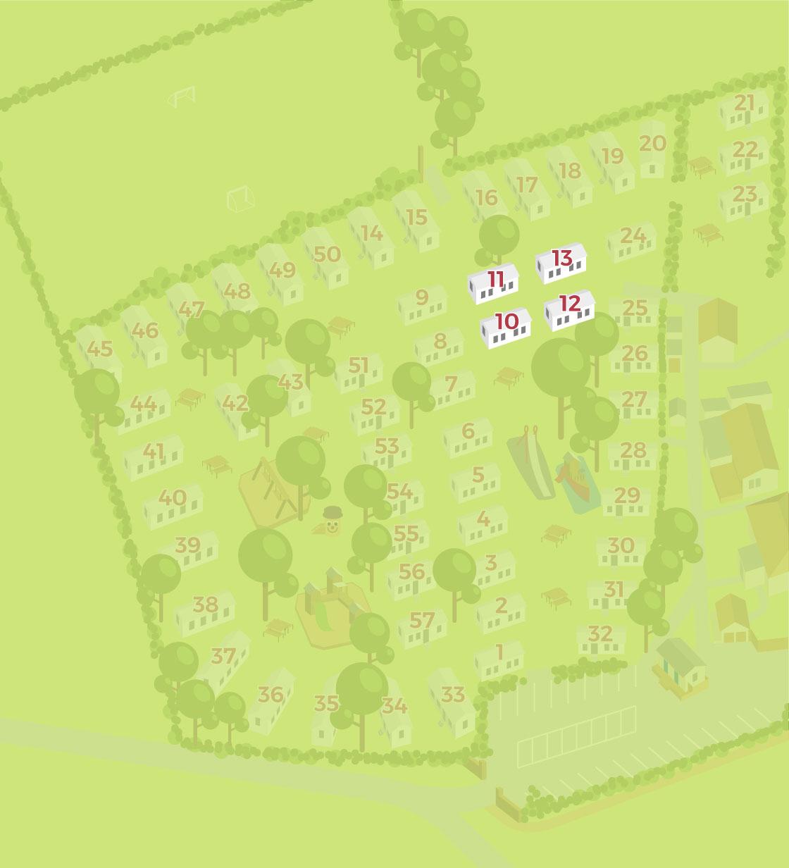 Cheverton Copse Sussex 12 Layout